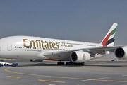 Самолет Airbus A380 авиакомпании Emirates // Airliners.net