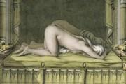 """Жан-Жак Леке, """"Рисунок в будуаре"""""""