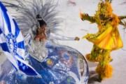 Карнавал в Рио-де-Жанейро - самый веселый праздник в году. // GettyImages