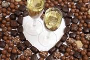 Ко Дню св. Валентина в Нью-Йорке создана шоколадная комната. // GettyImages
