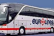 Безопасность движения автобуса на маршруте - в числе приоритетных задач. // eurolines.com