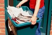 Каждый грек выбрасывает около 500 кг мусора в год. // GettyImages