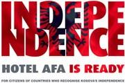 Отель Afa готов к независимости. // hotelafa.com