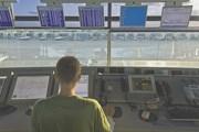 В Париже бастуют авиадиспетчеры. // Airliners.net