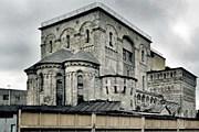Сохранилась только нижняя часть собора. // feosobor.ru