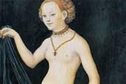 "Лукас Кранах-старший, ""Венера"", фрагмент. // staedelmuseum.de"