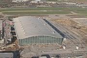 Терминал 5 аэропорта Heathrow в процессе строительства // Airliners.net