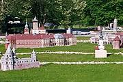 В парке миниатюр можно увидеть самые известные европейские достопримечательности. // ostrava.cz