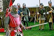 Туристы смогут побывать на историческом представлении. // castlepictures.com
