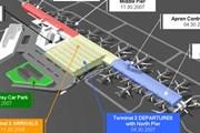 Проект терминала 2 аэропорта Варшавы // lotnisko-chopina.pl