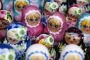 Матрешка - популярный  чешский сувенир. // GettyImages