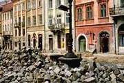Львов: после реконструкции - благоустройство. // Travel.ru