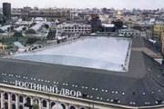 На крыше Гостиного Двора откроется смотровая площадка. // a-plus-a.ru