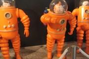 Герой комиксов Тинтин высадился на Луне раньше Армстронга. // Wikipedia
