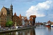 Гданьск сможет принимать больше туристов. // ilovepoland.co.uk
