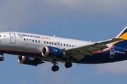 """Самолет Boeing 737 авиакомпании """"Аэрофлот-Дон"""" // Airliners.net"""