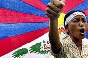 По Тибету прокатилась волна акций протеста. // bbc.co.uk