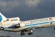 """Самолет Як-42 """"Авиалиний Кубани"""" // Airliners.net"""