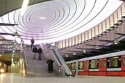 Самая красивая станция в мире - Plac Wilsona. // urbanrail.net