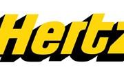 Логотип компании Hertz