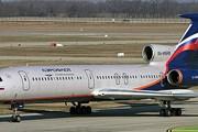 "СамолетТу-154 авиакомпании ""Аэрофлот"" // Airliners.net"