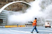 24 марта 1999 года в тоннеле Монблан произошла крупная авария. // chamonix.newmail.ru