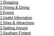 Мобильный сайт Хельсинки поможет в поездке. // helsinki.mobi