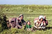 Жизнь древних людей покажут в казахском этноауле. // wikimedia.org