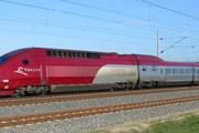 Высокоскоростной поезд Thalys // Railfaneurope.net