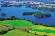 На Мазурских озерах появится канатная трасса для водных лыж. // um.warszawa.pl