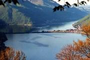 Озеро Лугано - одно из живописнейших мест планеты. // Wikipedia