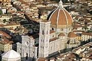 Санта-Мария-дель-Фьоре – жемчужина Флоренции. // arch.mcgill.ca