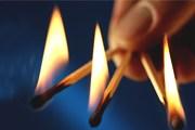 Причиной пожаров могли стать поджоги. // GettyImages