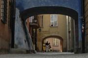 Улица Dawna - самая короткая в Варшаве. // Рафал Хвишчук