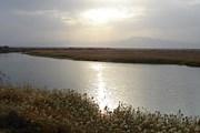 «Тигровая балка» расположена на слиянии рек Вахш и Пяндж. // tigrovajabalka.tj