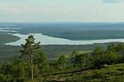 Территория заповедника «Пасвик». // pasvik-inari.net