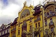 Grand Hotel Evropa - самая знаменитая постройка в стиле модерн. // bicubic.flickr.com
