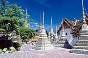 На проживании и транспорте в Бангкоке можно сильно сэкономить. // skylink-msk.ru