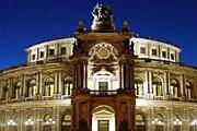 Оперный театр Земпера в Дрездене // dpa