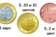 В Словакии чеканят собственные евро. // Travel.ru