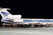 Самолеты KrasAir стоят на приколе // Airliners.net