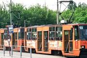 Трамвай в Варшаве // Railfaneurope.net