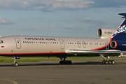 """Самолет Ту-154 авиакомпании """"Аэрофлот-Норд"""" // Airliners.net"""