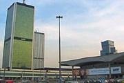 Первое место занял варшавский отель Marriott, расположенный напротив Центрального вокзала. // panoramio.com