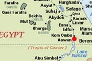 Асуан расположен на Ниле примерно в тысяче километров южнее Каира. // Wikipedia
