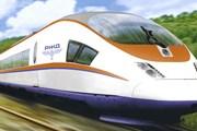 Поезд Velaro RUS // hochgeschwindigkeitszuege.com
