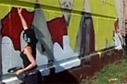 У граффитчиков есть 12 дней на творчество в Праге. // rian.ru