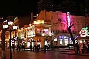 На Центральной улице Харбина – здания в европейском стиле. // russian.people.com.cn