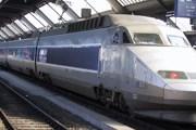 Высокоскоростной поезд TGV // Railfaneurope.net