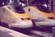 Поезда Eurostar // Railfaneurope.net